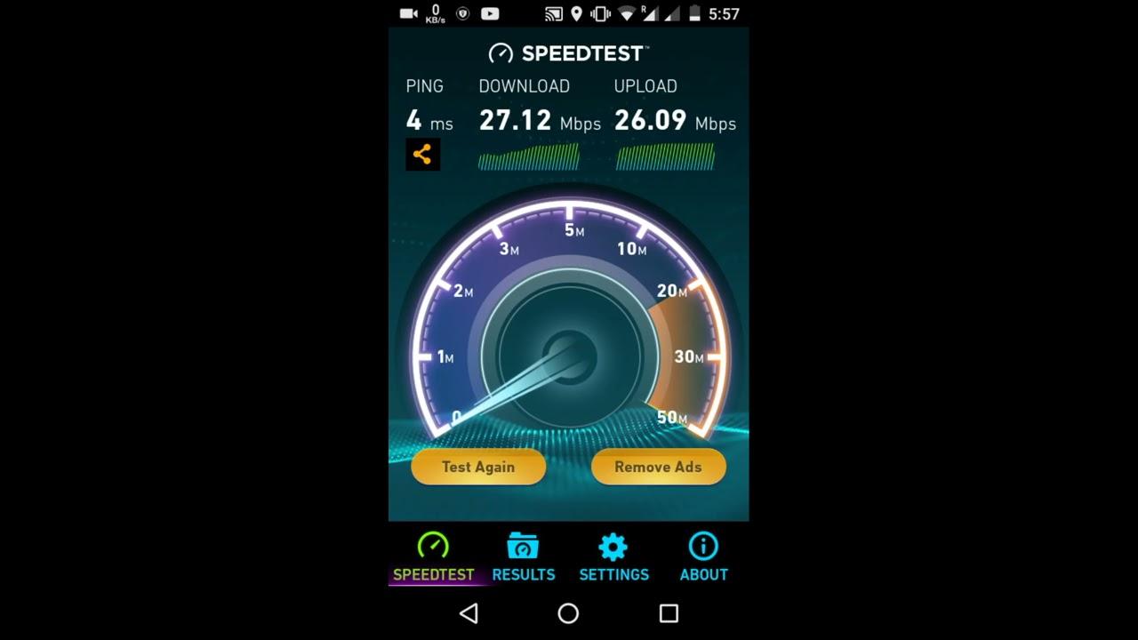 Best internet Speed Meter - YouTube
