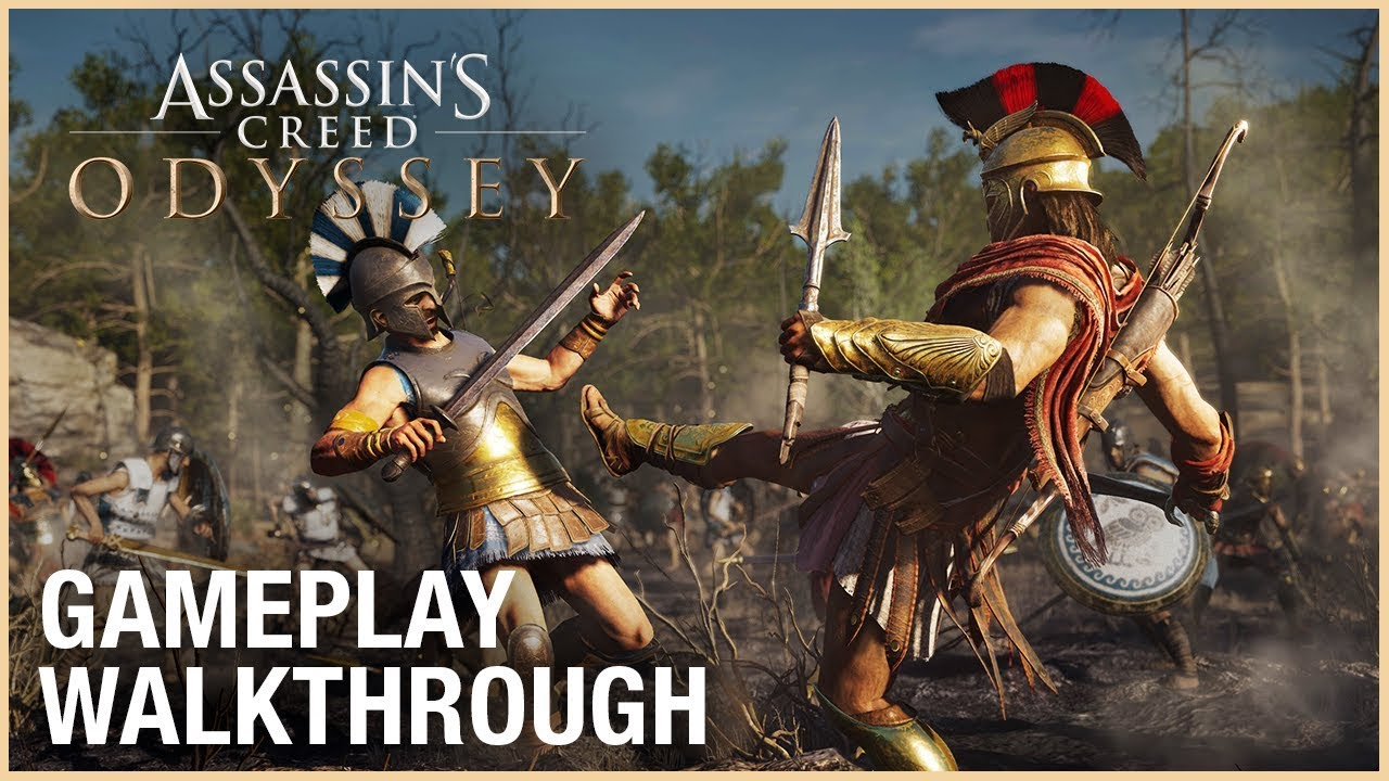 Assassins Creed Odyssey Trainer Free Download