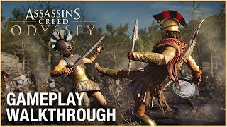 Assassin's Creed Odyssey: E3 2018 Gameplay Walkthrough | Ubisoft [NA]