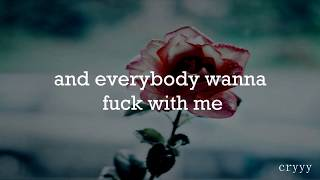 lil peep // nothing to u ♫ lyrics
