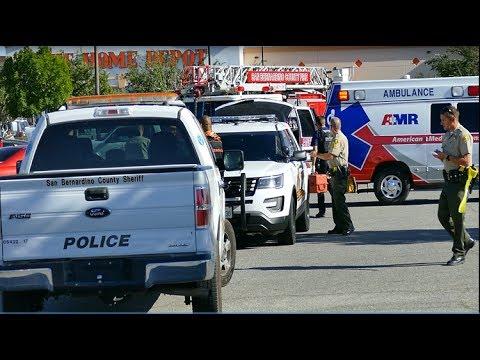 Man Shot Dead at Home Depot Victorville