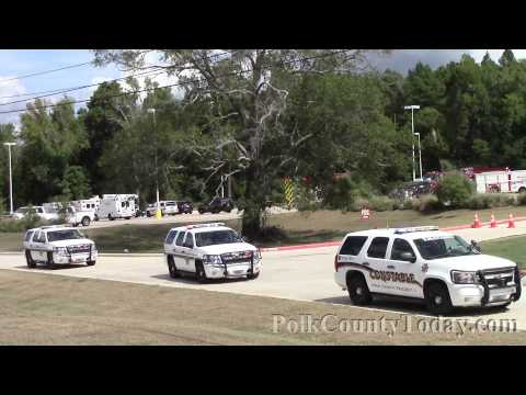 Polk County, Texas Law Enforcement Recognition of Harris County Deputy, Darren Goforth...