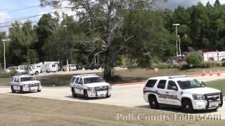 Polk County, Texas Law Enforcement Recognition of Harris County Deputy, Darren Goforth...