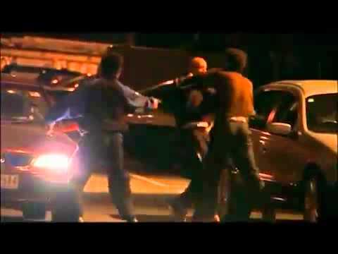 Benji  and  The Running Man Shoot Nik Radev   Underbelly Season 1