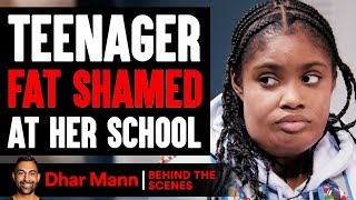 Teenager FAT SHAMED At Her SCHOOL (Behind-The-Scenes) | Dhar Mann Studios