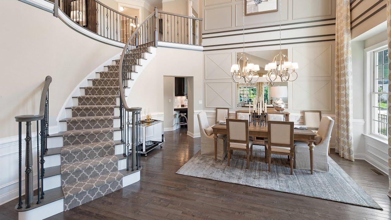 Modern Living Room Staircase Ideas Interior Stairs Designs 2020 | Living Room Stairs Design | Home | Classic House | Catalogue | White | Semi Circle House