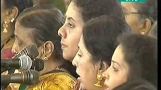 13 JAN 2012;PANCHARATHNA KEERTHANAS;SRI SADGURU THYAGARAJAR UTSAVAM AT THIRUVAIYARU