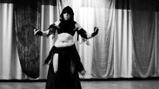Oh Death - Jen Titus - Nyx LIVE Improv - Stygian Sisters Metal Belly Dance