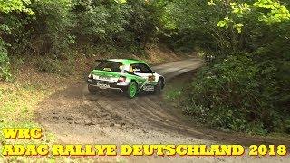 WRC-ADAC RALLYE DEUTSCHLAND 2018
