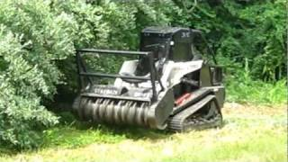 Terex  Forestry Mulcher Mower - Land Clearing in VA by JR Landworks