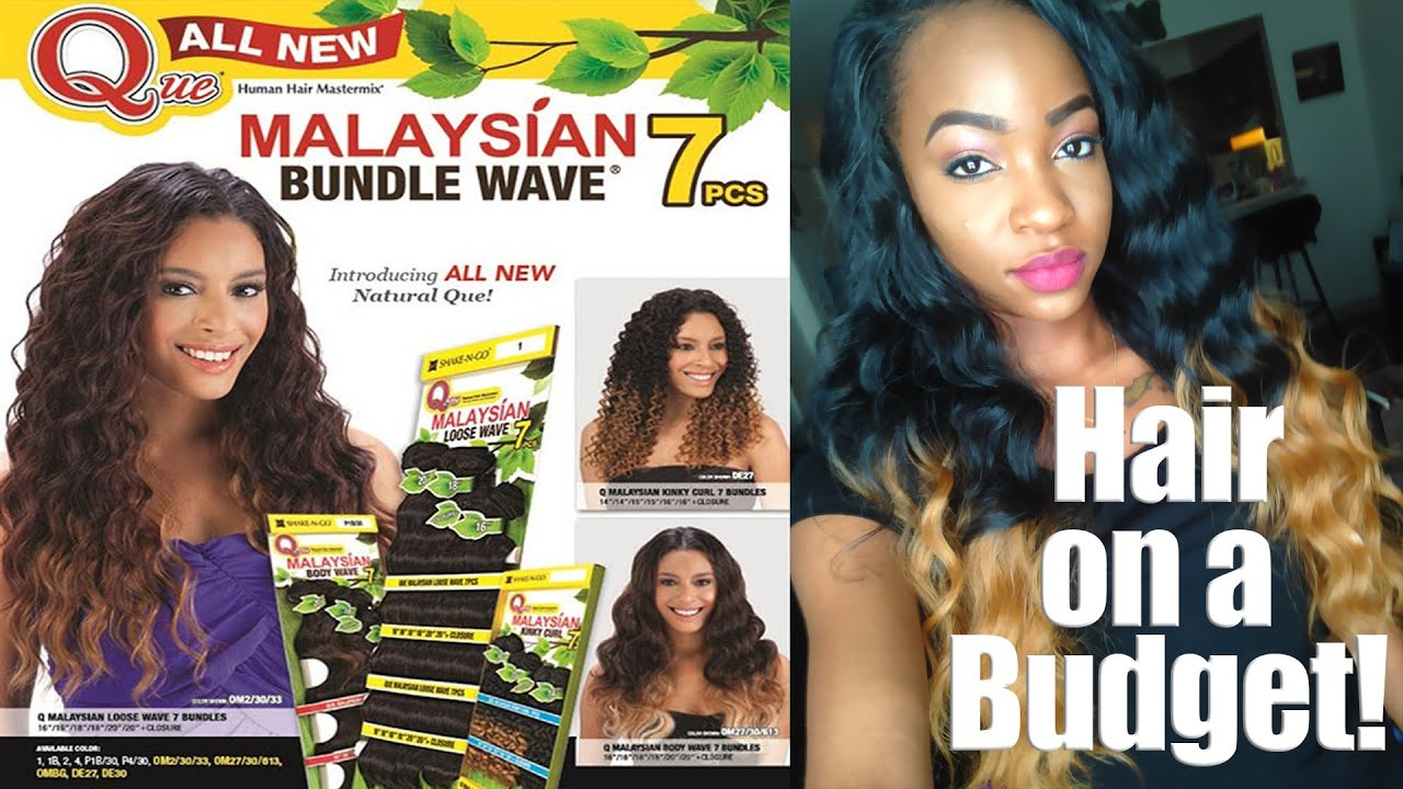 Malaysian Bundle Wave 7pcs Youtube