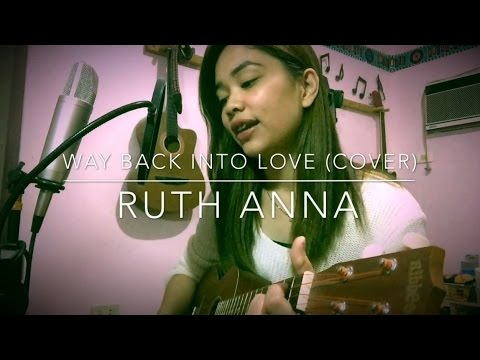 Way Back In To Love (Hugh Grant & Haley Bennett) Ukulele Cover - Ruth Anna