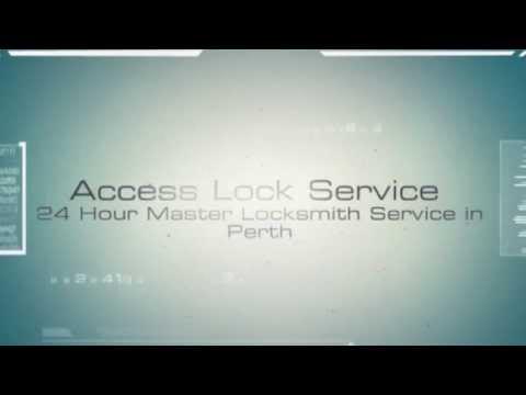 Access Lock Service 24 Hour Mobile Locksmith Service