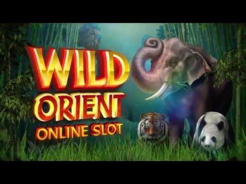 Wild Orient online slot game Red Casino