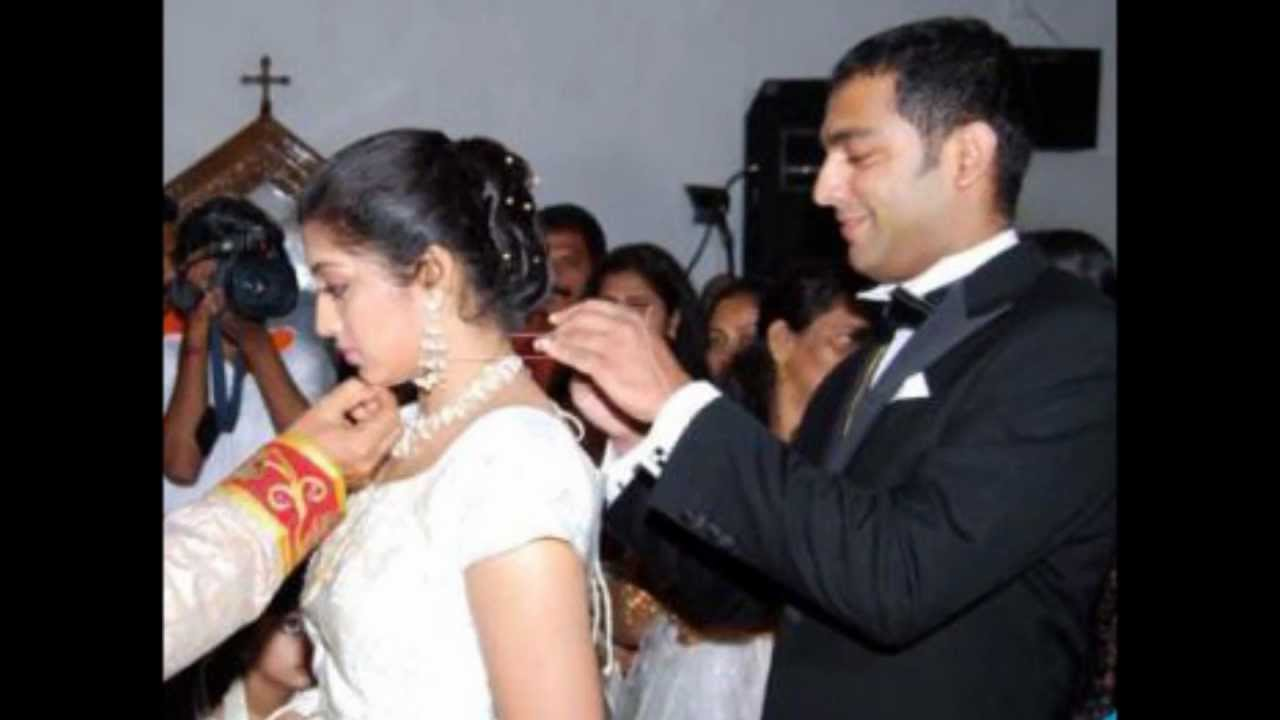 Indian Orthodox Church Wedding SongDhanyan Vin M