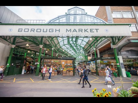STREET FOOD LONDON 2019, BOROUGH MARKET LONDON from YouTube · Duration:  18 minutes 6 seconds