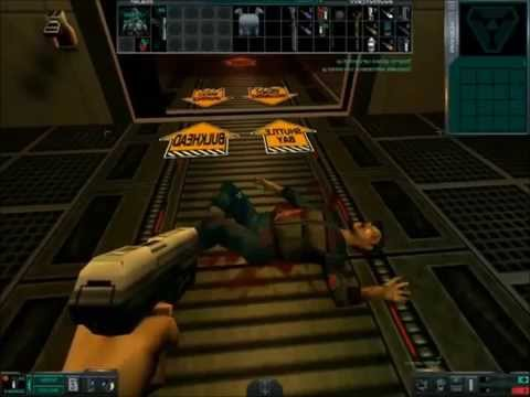 System Shock 2 -Recorded so to be watcheable like a film