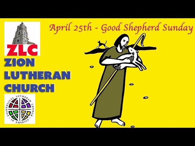 Service - 20210425 - Good Shepherd Sunday