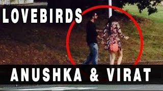 Anushka Sharma - Virat Kohli Caught Cosying Up In New Zealand!!!