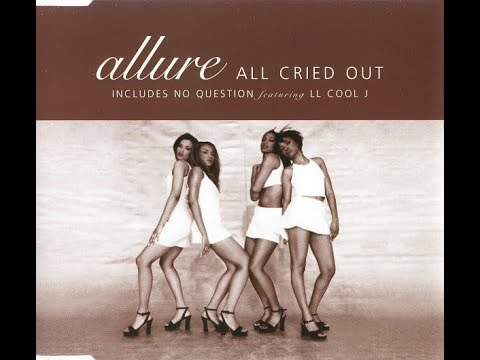 ALLURE   All Cried Out    R&B