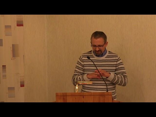 2019.10.13 Martin Fjære: Nøden og Jesu herlighet