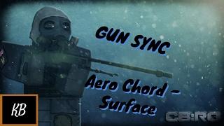 Contador Blox Roblox Ofensivo GUN SYNC:Aero Chord - Superficie