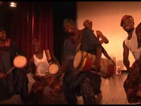 National Troup of Nigeria at World music Day - Festour