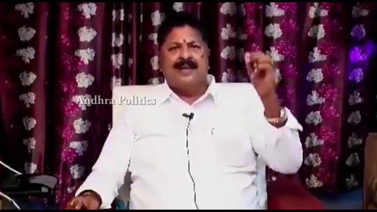 MLA Karumuri Nageswara Rao fires on Raghu Rama Krishnam Raju | Andhra Politics