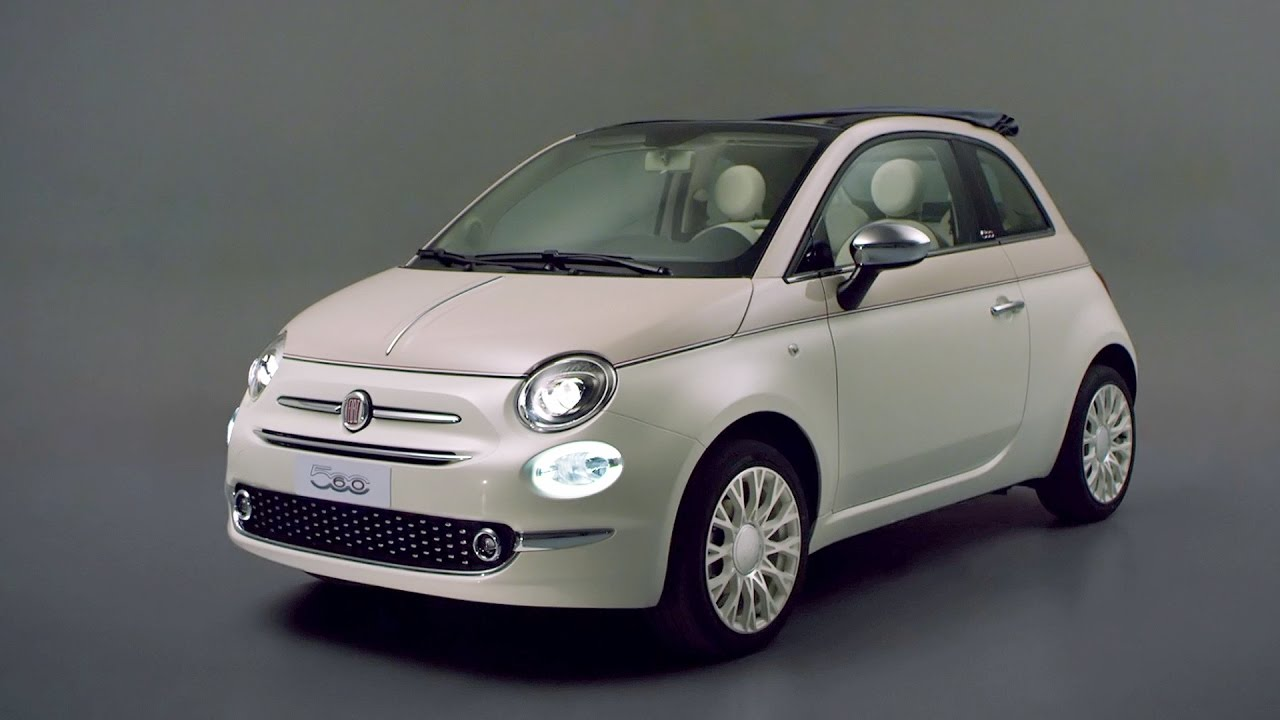 fiat 500 special series to mark the 60th anniversary youtube. Black Bedroom Furniture Sets. Home Design Ideas