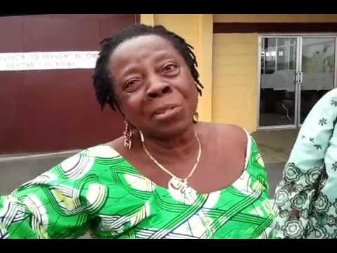 Video Message From Liberia--(100% Liberian English)