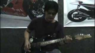 Slank - Kalah (guitar cover & solo)