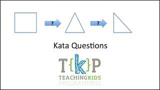 TKP Kata Questions