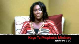 Keys for standing strong in the Prophetic Ministry