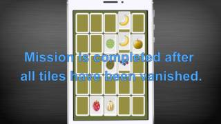 Pair 2048 for mobile game