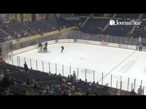 VIDEO: Rivermen 2-1 loss in OT at Macon on bizarre finish in which PEO GWG in OT disallowed and Maco