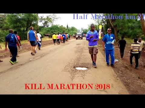 kili Marathon Highlight 2018