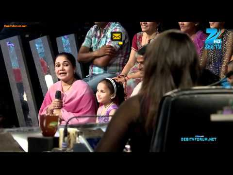 Dance India Dance Lil Masters 720p HD 23rd June 2012 Video Watch Online Full Episode Pt1