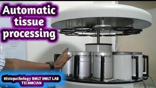 Automatic tissue processing