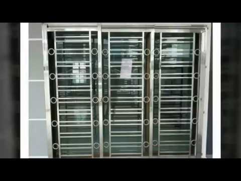 latest strong Window grill designs(part-10)