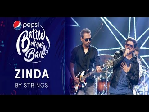 Zinda - Live at Pepsi Battle of the Bands Finale - Strings Mp3