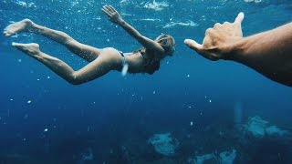 Cliff Jumping and Scuba Diving in Madeira Island with Gopro
