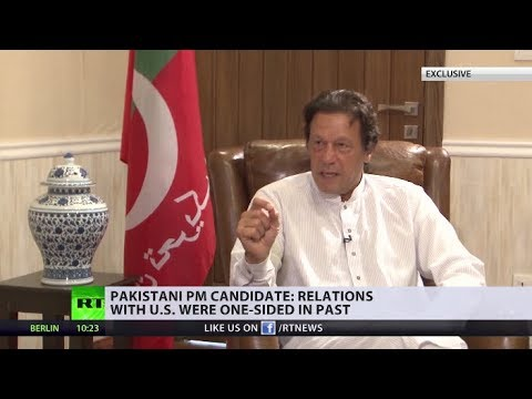 'US looks at Pakistan as ally & enemy at the same time' – Imran Khan