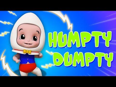 ハンプティダンプティが壁に座った| 人気の子供の歌| 子供のための日本語の韻| Rhymes for Kids | Kids Songs | Humpty Dumpty Sat On A Wall