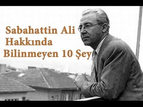 Sabahattin Ali Hakkında Bilinmeyen 10 Şey
