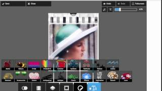 How to use Pixlr Express?