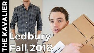 Ledbury Fall 2018 Unboxing  - Chinos and Dress Shirt