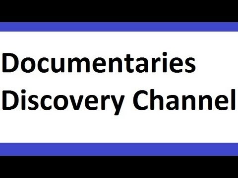 discovery channel sex documentary