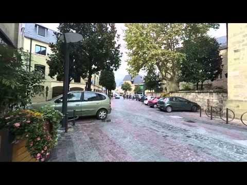 Brive La Gaillarde, Immersion dans le centre
