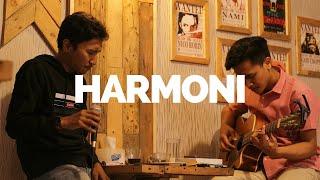 Padi - Harmoni (Cover) | Halik Kusuma feat UEL