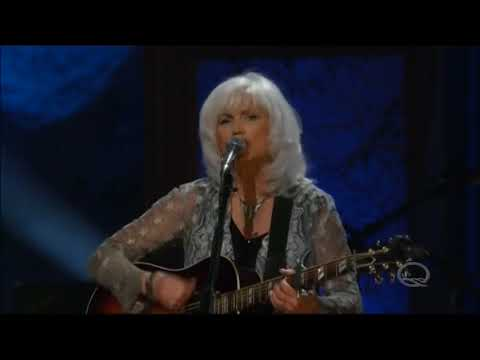 "Emmylou Harris Sings ""Guitar Town"" Live At The Ryman 2017 Concert In HD"